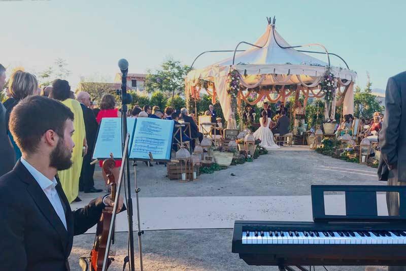 Boda de Ana & Josba - el Piano de tu Boda