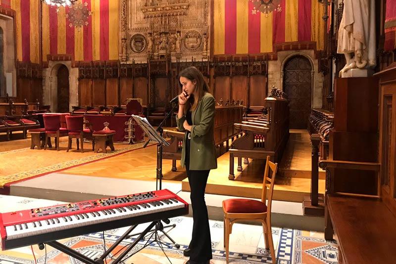 Boda de Marta & Carles - el Piano de tu Boda