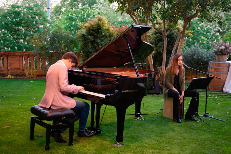 Boda de Marta&Lluc - el Piano de tu Boda