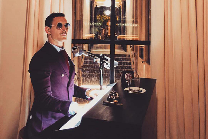 Piano de paret - El piano de tu boda